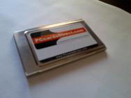 4GB PCMCIA Full Metal Jacket Frame Card